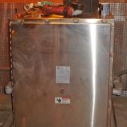 Isolating transformer installed
